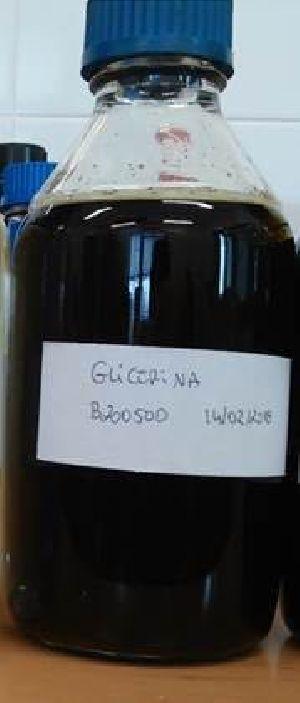 Crude Glycerine 80% min