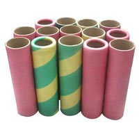 Coloured Paper Tubes