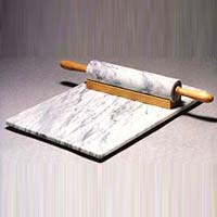 Marble Pastry Board & Roller