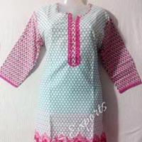 Ladies Full Sleeve Cotton Kurtis