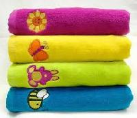 Printed Cotton Towels