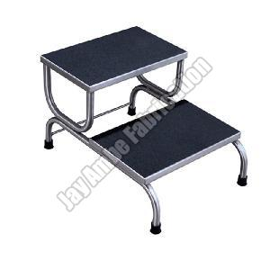 Hospital Double Step Stool