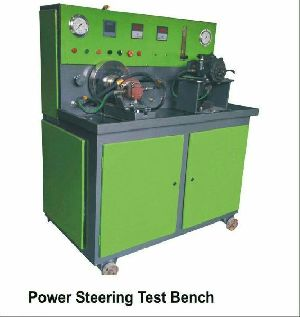 Power Steering Test Bench