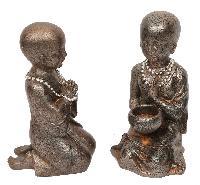 Bhikshu (Monk) Pair
