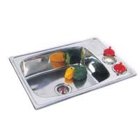 Canyon Series Single Bowl Stainless Steel Sink