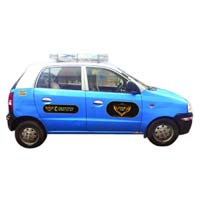 Cab Rental Service