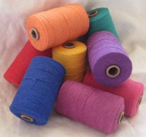 Poly Wool Yarns