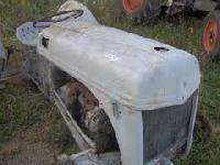 Tractor Hood