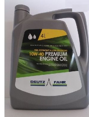 Deutz Fahr Tractor Oil