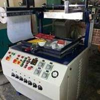 Semi Automatic Thermacol Plate Making Machine