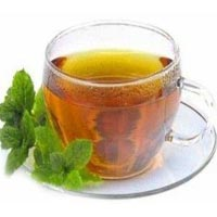 Lemon Ginger Tulsi Tea