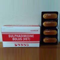 Sulphadimidine Bolus