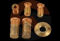 Brass Anchor fasteners for pool covers