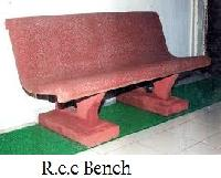 Rcc Precast Bench