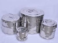 Stainless Steel Dressing Drums