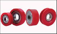 polyurethane load wheels