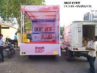 Hydrolic Led Van On Rent In Chandigarh 09560562259