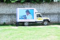 Truck Mobile Van Led Screen, Led Video Wall, Hoarding , Promoters, Belly Dancer Etc On Hire
