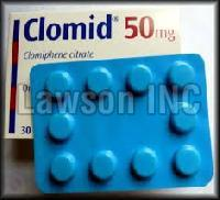 Clomid clomiphene citrate 50 mg