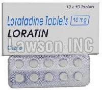 Loratin Tablets