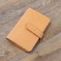 Leather Passport Holder