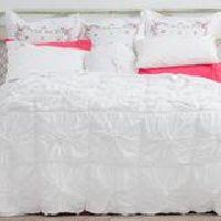 Lazybones Rosette Bedding