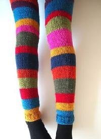 Woollen Leggings