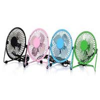 Usb Table Fans