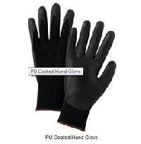 Pu Coated Palm Gloves