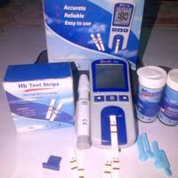 Digital Haemoglobin Testing System
