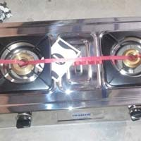 Manual Stainless Steel Gas Stove