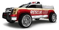 Emergency Rescue Vehicle