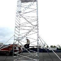 Aluminum Tower Ladders