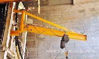 Wall Mounted Jib Cranes
