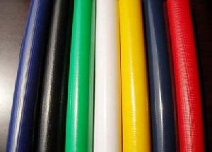 Pvc Coated Tarpaulin Fabric Rolls