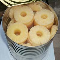 Canned Pineapple Slices & Tidbits