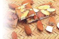Almond Chikki