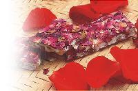 Rose Petal Chikki