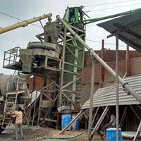 Concrete Mixing Plant Spare Parts