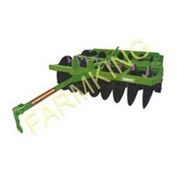 Heavy Duty Trailer Offset Disc Harrow