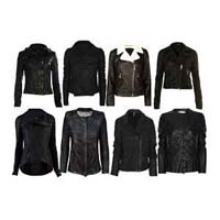 Leather Ladies Jackets