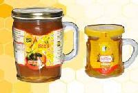 Honey Glass Mugs