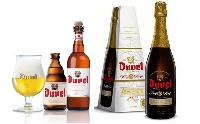 Nice Duvel Beers And Wine