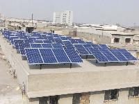 Rooftop Solar On Grid System