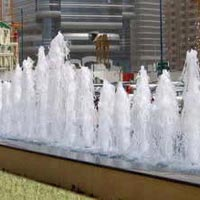 Geyser Fountain Designing and Installation