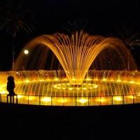 Round Fountain Designing And Installation