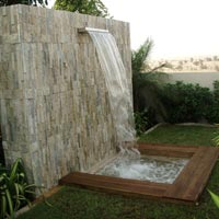 Sheet Waterfall Designing And Installation