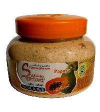 Soft Touch Papaya Facial Scrub