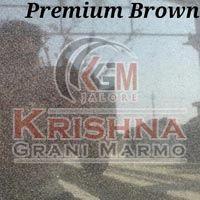 Premium Brown Granite Stone