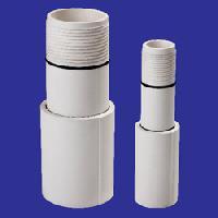 unplasticized polyvinyl chloride column pipes